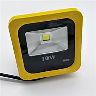 tanie Naświetlacze-1 pc 10w led reflektor światła trawnik wodoodporne dekoracyjne oświetlenie zewnętrzne ciepły biały zimny biały 85-265v