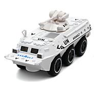 Autíčka Hračky Tank Simulace Tank Vozík Kov Unisex Dárek Akční a hrací postavy Akční hry