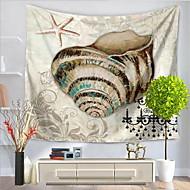 Wall Decor 100% polyester Jednoduchý Se vzorem Wall Art,Nástěnné tapiserie z 1