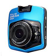 h9 1080p / Full HD 1920 x 1080 DVR de carro Ângulo amplo CMOS 2.4inch Dash Cam com Fotografia / Alto Falante Embutido / Microfone Embutido