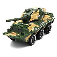 Autíčka Hračky Tank Hračky Tank Vozík Kov Pieces Unisex Dárek