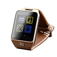 v8 1,54 '' tela de toque do telefone Bluetooth 4.0 suportes relógio inteligente suporta câmera de 2.0MP e uma única função sim Bluetooth