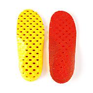 シリコン ウォーム 透湿性 耐久性 サイズに合わせてカットできる耐衝撃中敷きで、足ムレ解消. 通気性 痛みを軽減します スポーツ アンチスリップ 脱臭 衝撃吸収性 中敷き&インサート のために