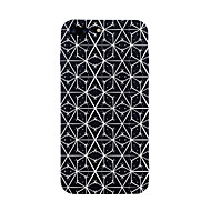 billiga Mobil cases & Skärmskydd-fodral Till Apple iPhone 7 Plus iPhone 7 Mönster Skal Linjer / vågor Tegel Geometriska mönster Mjukt TPU för iPhone 7 Plus iPhone 7