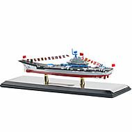hesapli Oyuncak Tekneler-Oyuncak Arabalar Geri Çekme Araçları Çiftlik Aracı Uçak Gemisi Oyuncaklar Uçak Gemisi Araba Metal Alaşımlı Parçalar Unisex Erkekler Hediye