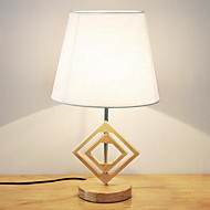 billige Lamper-Moderne / Nutidig Øyebeskyttelse Bordlampe Til Tre/ Bambus 220-240V