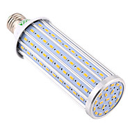 billige Kornpærer med LED-YWXLIGHT® 40W 3800-4000lm E26 / E27 LED-kornpærer 140 LED perler SMD 5730 Dekorativ Varm hvit Kjølig hvit Naturlig hvit 85-265V