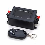 DC12V-24V 8A Wireless  RF  Remote LED Single Color Dimmer Brightness Controller Switch Lamp For Single Color Strip Lights