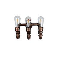 AC 220-240 12 E27 Köy/Kırsal Geleneksel/Klasik Antik Pirinç özellik for LED Ampul İçeriği,Ortam Işığı LED Duvar Lambaları Duvar ışığı