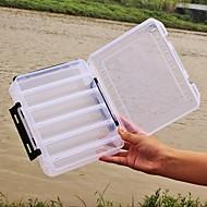ラッピングボックス/ギフトボックス タックルボックス ルアーボックス 2 トレイ*17 cm*4.5 プラスチック