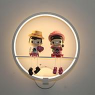 baratos Luminária de Parede-Simples / LED / Moderno / Contemporâneo Luminárias de parede Alumínio Luz de parede 110-120V / 220-240V 19W