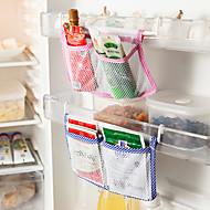 kjøleskap kjøkken bad multi-funksjon hengende bag lagring