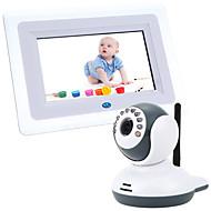 baby monitor 2.4g trådløs høy kvalitet se overvåking kamera for hjemmets sikkerhet