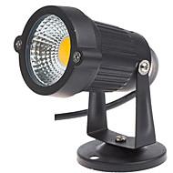tanie Naświetlacze-1szt 3 W Reflektory LED / Światła do trawy Wodoodporne / Dekoracyjna Ciepła biel / Zimna biel 12 V / 85-265 V Oświetlenie zwenętrzne / Dziedziniec / Ogród