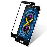 billiga Mobiltelefoner Skärmskydd-Skärmskydd Huawei för Honor 6X Härdat Glas 1 st Heltäckande displayskydd Reptålig Explosionssäker 2,5 D böjd kant 9 H-hårdhet Högupplöst