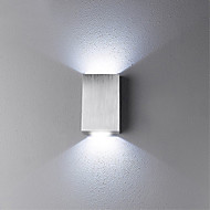 billige Vegglamper-2 Integrert LED LED Original Trekk for Mini Stil,Atmosfærelys Vegglampe