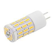 baratos Luzes LED de Dois Pinos-2.5W 120lm G4 Luminárias de LED  Duplo-Pin T 42 Contas LED SMD 4014 Branco Quente Branco Frio 12V