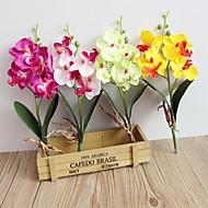 billige Kunstige blomster-Kunstige blomster 1 Gren Moderne / Nutidig Planter Bordblomst