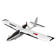 Χαμηλού Κόστους Προσφορές Μαύρη Παρασκευή-RC αεροπλάνο A1200 4 Kανάλια 2,4 G KM / H Εναλλακτήρεςς χωρίς ψήκτρες ηλεκτρικού