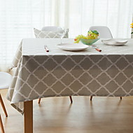 Printing Pattern Table Cloths,Cotton Blend Material Fresh Style