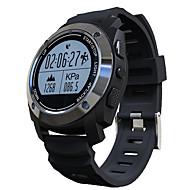 tanie Inteligentne zegarki-Inteligentny zegarek GPS Ekran dotykowy Pulsometr Wodoszczelny Ładowanie bezprzewodowe Spalone kalorie Krokomierze Rejestr ćwiczeń