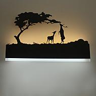 LED Stěnové lampy Kov nástěnné svítidlo 110-120V / 220-240V 16W