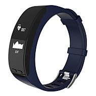 tanie Inteligentne zegarki-Inteligentna bransoletka Wodoszczelny Spalone kalorie Sportowy Pulsometr Śledzenie odległości WielofunkcyjneKrokomierz Monitor aktywności