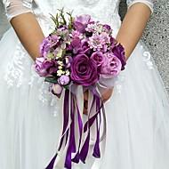 Hochzeitsblumen Sträuße Hochzeit Polyester 25 cm ca.