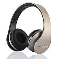 Na uho Bez žice Slušalice plastika mobitel Slušalica HIFI S kontrolom glasnoće S mikrofonom Buke izolaciju Slušalice