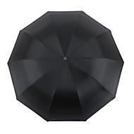 vergrößerte Version von Regenschirmen mit dreifachem manuellen Sonnenschutz für Herren Business Barometer