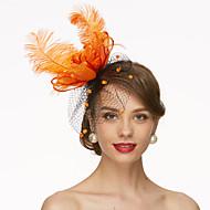 Filet Kentucky Derby Hat / Fascinators / Chapeaux avec 1 Mariage / Occasion spéciale Casque