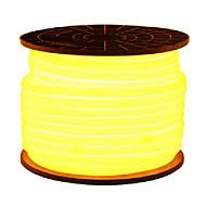 36W フレキシブルLEDライトストリップ 3350-3450 lm AC110 AC220 V 5 m 600 LEDの レッド イエロー グリーン