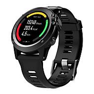 tanie Inteligentne zegarki-Inteligentny zegarek Ekran dotykowy Pulsometr Wodoszczelny Spalone kalorie Krokomierze Rejestr ćwiczeń Długi czas czuwania Wielofunkcyjne