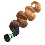 billige -Nyanse Indisk hår Krop Bølge 18 måneder 1 Deler hår vever