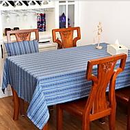 halpa Pöytäliinat-Puuvillasekoite Muuta Table Cloths Tulostus Other Pöytäkoristeet