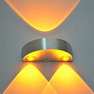 billige Vegglamper-3 Integrert LED LED Original Trekk for Mini Stil,Atmosfærelys Vegglampe