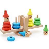 Stavební bloky stavebnice Hračky Obdélníkový Věž Dítě Pieces