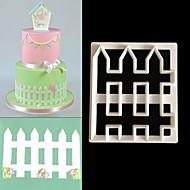 preiswerte -Plätzchen-Ausstechform Blume Für Plätzchen Plätzchen Kuchen ABS Heimwerken Antihaft Gute Qualität nicht-haftend