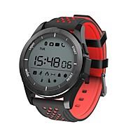 tanie Inteligentne zegarki-Inteligentne Bransoletka Wodoszczelny Spalone kalorie Krokomierze Rejestr ćwiczeń Śledzenie odległości Długi czas czuwania Obsługa