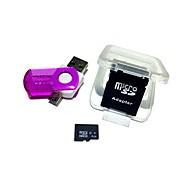 tanie Karty pamięci-Ants 4 GB Micro SD TF karta karta pamięci Class6 AntW3-4