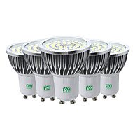 YWXLight® 7W GU10 LED Spotlight 48 SMD 2835 600-700 lm Warm White Cold White Natural White Decorative AC85-265 V