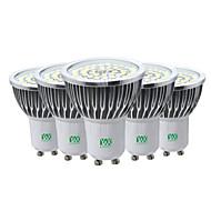 ywxlight® 7w gu10 led spotlight 48 smd 2835 600-700 lm sıcak beyaz soğuk beyaz doğal beyaz dekoratif ac85-265 v