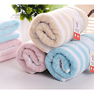 Was Handdoek,Gestreept Hoge kwaliteit 100% Katoen Supima Handdoek