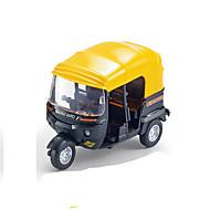 MINGYUAN Legetøjsbiler Træk-op-biler Moto Plastik Metallegering Børne Drenge Pige Legetøj Gave 1 pcs