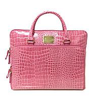 hesapli -Kadın's Çantalar PVC Tote için Günlük Ofis ve Kariyer Tüm Mevsimler Pembe