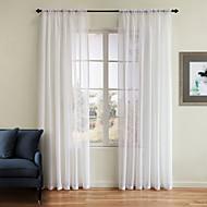 Window Treatment Soverom Materiale Gardiner Skygge Hjem Dekor For Vindu