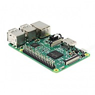 zmeura pi 3 model b cortex-a53 bord quad-core w / 1gb ram versiunea uk