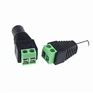 HKV 2pcs Világítástechnikai tartozék Elektromos csatlakozó