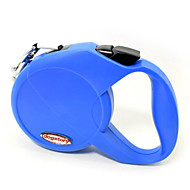 Dog Hands Free Leash Adjustable / Retractable Safety Automatic Training Running 210D Nylon