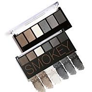 Oogschaduwpalet Mat Glinstering Oogschaduw palet Poeder Smokey make-up